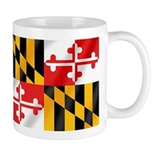 Flag of Maryland Mug