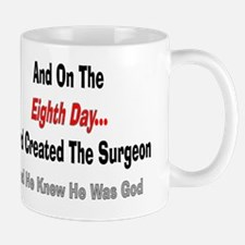 And on the eigth day SURGEON Mug