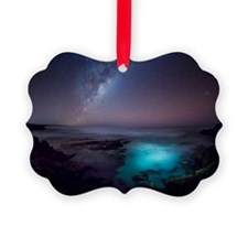 Milky Way over Southern Ocean Ornament