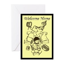 Sentiments 2 Greeting Cards (Pk of 10)