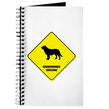 Kooikerhondje Crossing Journal