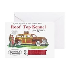 Roof_merch Greeting Card