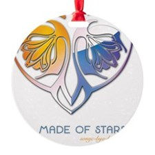 Made of Stars cover Ornament