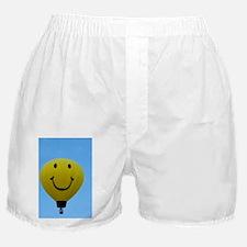 (9) Balloon 6864 Ascending Smiley Boxer Shorts