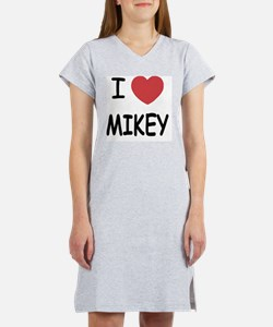 I heart MIKEY Women's Nightshirt
