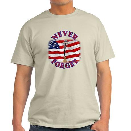 Never Forget Light T-Shirt