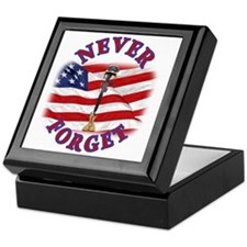 Never Forget Keepsake Box