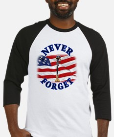Never Forget Baseball Jersey