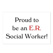 Proud ER SW Postcards (Package of 8)