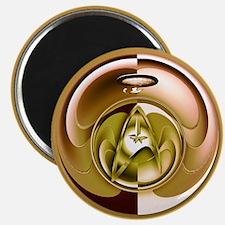 Cool Star Trek Design Magnet