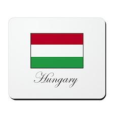 Hungary - Hungarian Flag Mousepad