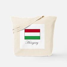 Hungary - Hungarian Flag Tote Bag