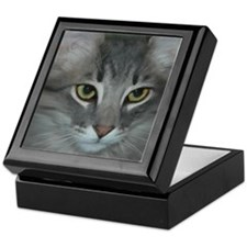 Cute Paintings cats Keepsake Box