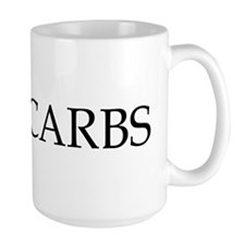 I Love Carbs - Mug