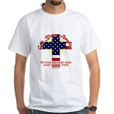 God Bless America Patriotic Shirt