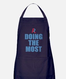 Romney Doing The Most Apron (dark)