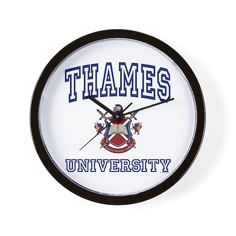 THAMES University Wall Clock