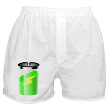 Power Cell Boxer Shorts