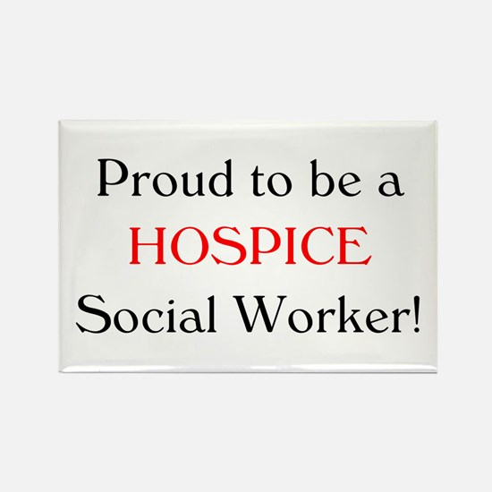 Proud Hospice SW Rectangle Magnet (10 pack)