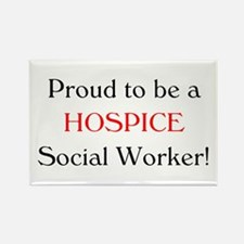 Proud Hospice SW Rectangle Magnet
