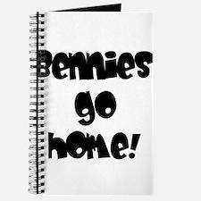 Bennies go home! Journal