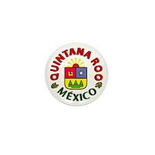 Quintana Roo Mini Button