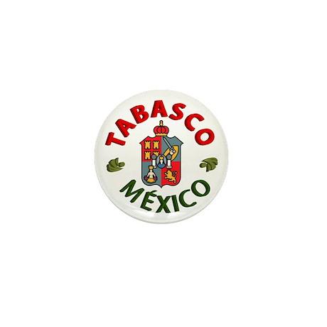 Tabasco Mini Button (100 pack)