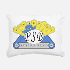 PSB Logo Classic Rectangular Canvas Pillow