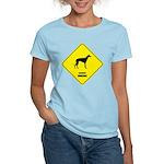 Lurcher Crossing Women's Light T-Shirt