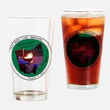 Backyard Bonfire Rauchbier Drinking Glass