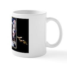 Bfly-Kiss-Ley NO Text Mug