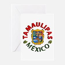 Tamaulipas Greeting Cards (Pk of 10)