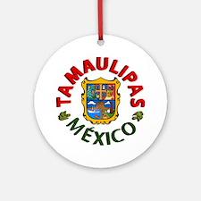 Tamaulipas Ornament (Round)