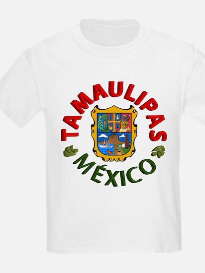 Tamaulipas Kids T-Shirt