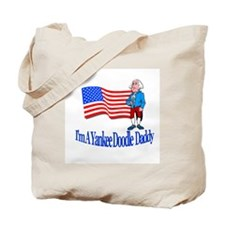 Yankee Doodle Daddy Tote Bag