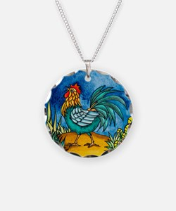 Rooster 2 Necklace