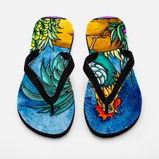 Rooster 2 Flip Flops