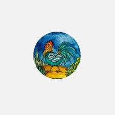 Rooster 2 Mini Button