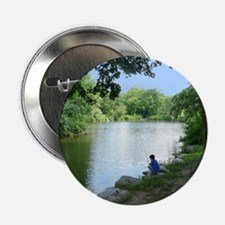 "Dylan Fishing 2.25"" Button"