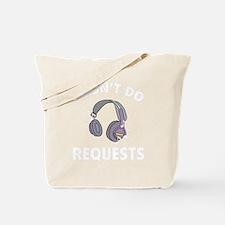 dontDoReq1B Tote Bag