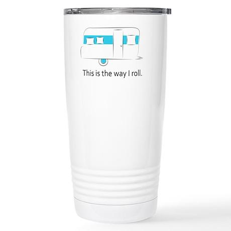 way I roll Stainless Steel Travel Mug
