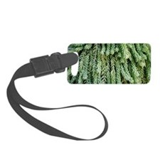 Burro's tail foliage Luggage Tag