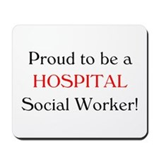 Proud Hospital SW Mousepad