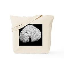 Brain examination, conceptual image Tote Bag