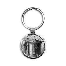 c0070265 Round Keychain