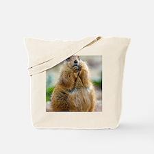 Black-tailed Prairie Dog Tote Bag