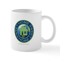 The Green House Mug