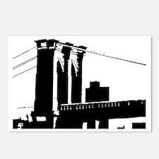 Brooklyn Bridge Postcards (Package of 8)