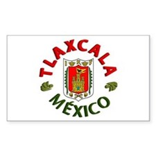 Tlaxcala Rectangle Decal