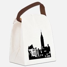 Empire Canvas Lunch Bag